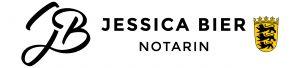 Notarin Jessica Bier Sinsheim Logo